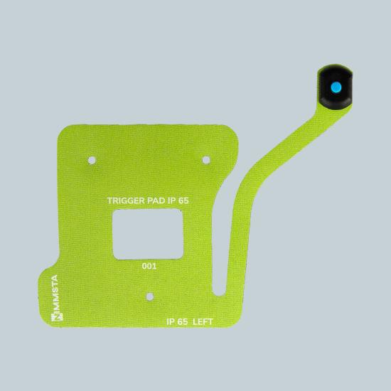 Nimmsta Triggerpads für Rechts- und Linkshänder verschiedene Größen